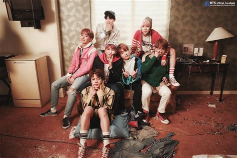 This Compilation of BTS Group Photos From Debut Until Now
