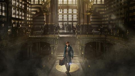 Fantastic Beasts and Where to Find Them 2016 Wallpapers