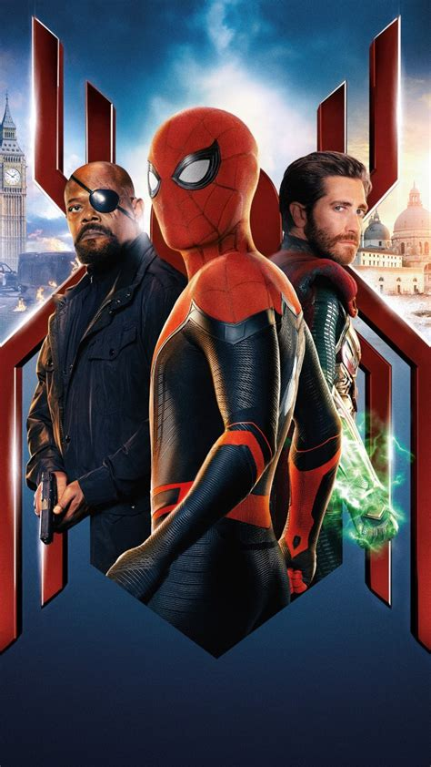 Spider-Man Far From Home 4K Wallpapers | HD Wallpapers