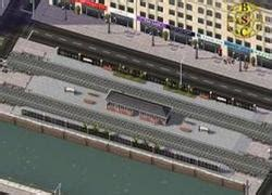 BSC GLR Tramway Interchange Station - SimCity 4 Buildings