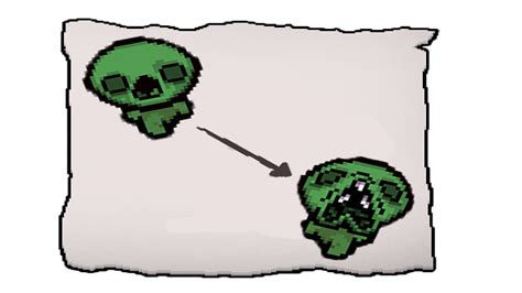 Better Enemy Variant Sprites - The Binding of Isaac