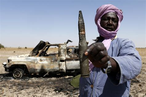 Mali: French Forces Take Control of Islamist Rebels' Last