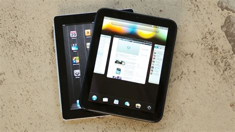 HP TouchPad Review: Unbreak My Heart
