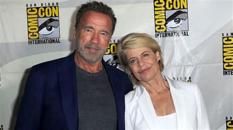 Linda Hamilton Reflects on '35-Year Relationship' With