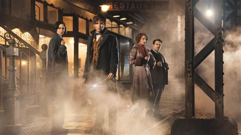 Fantastic Beasts and Where to Find Them Teaser Trailer (2016)