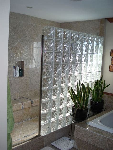 Add Privacy to Your Bathroom by Installing Glass Blocks