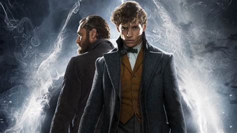 The Fantastic Beasts: The Crimes of Grindelwald Poster