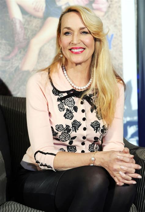 Jerry Hall - Jerry Hall Photos - Jerry Hall Presenting Her