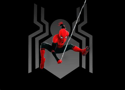 Wallpaper Spider-Man: Far From Home, 2019, 4K, Movies
