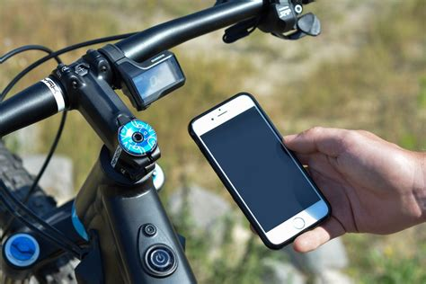 Shimano Brings App Controlled Tuning To E-MTB's