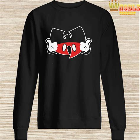 Wu Tang Clan Mickey mouse shirt, sweater, long sleeved and
