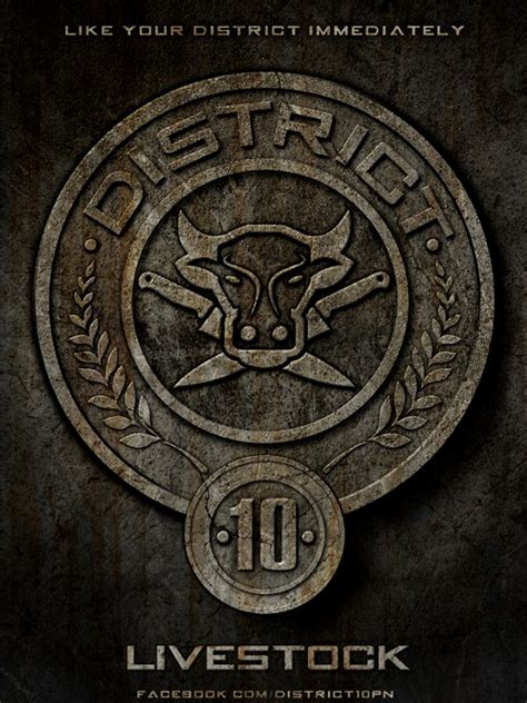 Central Wallpaper: The Hunger Games Districts Posters HD