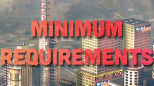 Simcity 2013 Minimum PC and MAC Requirements – simcitizens