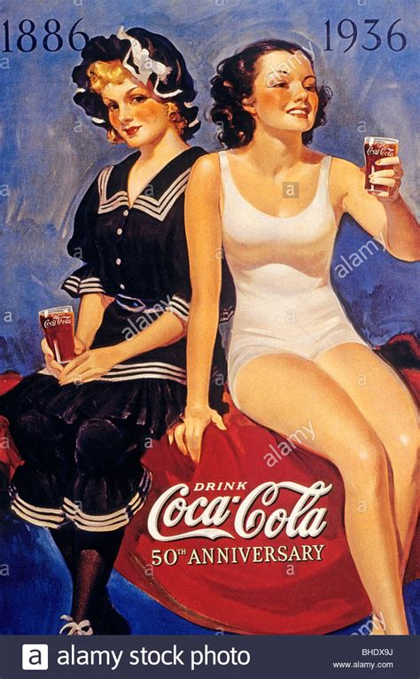 Old Coca Cola posters