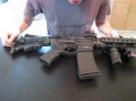 My Smith & Wesson M&P 15 Sport - YouTube