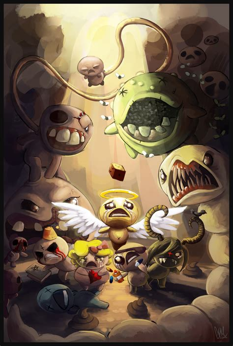 The Binding of Isaac Free Download - Full Version Game!