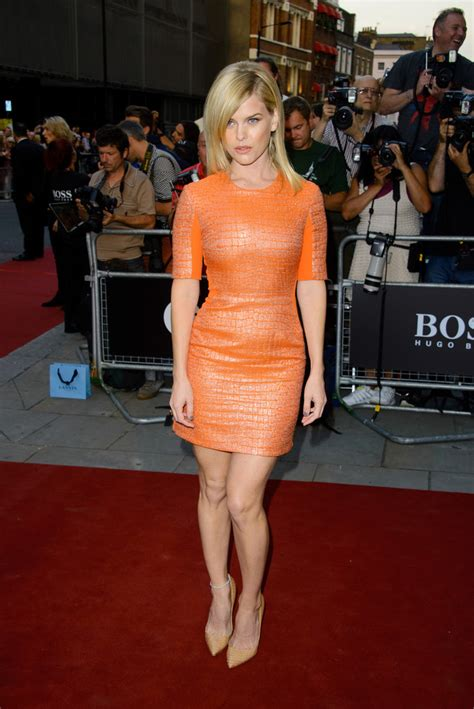 Alice Eve - Alice Eve Photos - Arrivals at the GQ Men of
